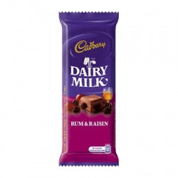 Cadbury Rum & Raisin 80g