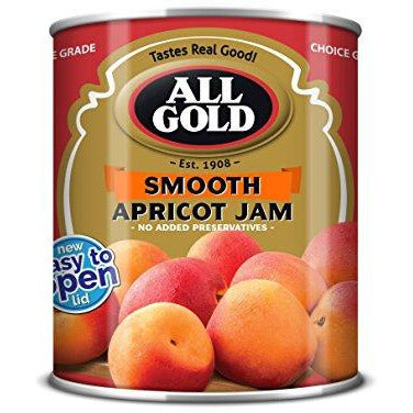 All Gold Jam - Smooth Apricot 450g