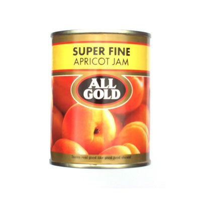 All Gold Jam Apricot Superfine 450g