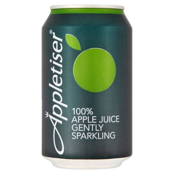 APPLETISER Sparkling Apple Juice 340ml