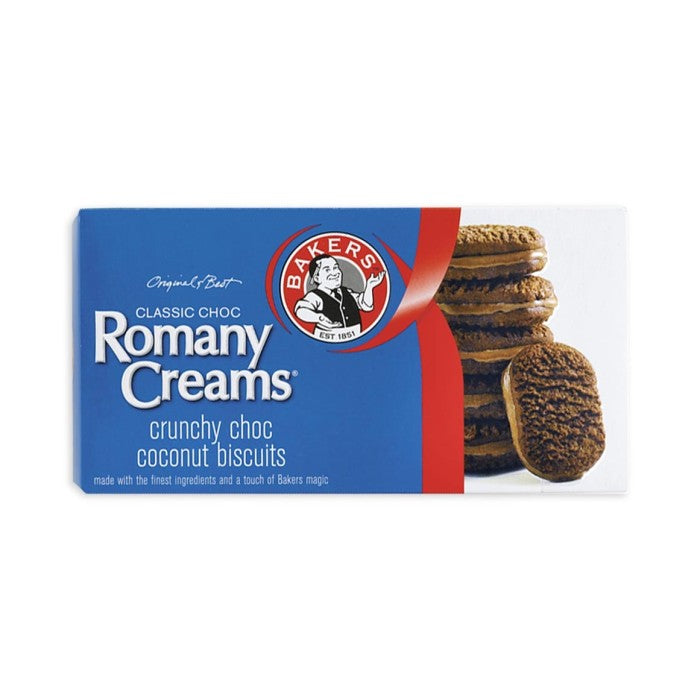 Bakers Romany Creams - Original 200g