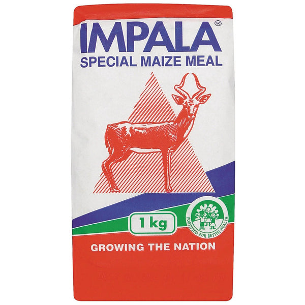 IMPALA Special Maize Meal 1Kg