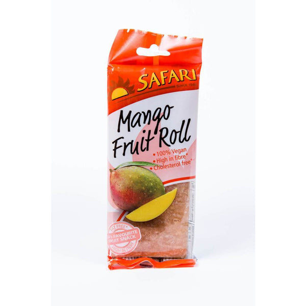 Safari Fruit Rolls Mango 80g