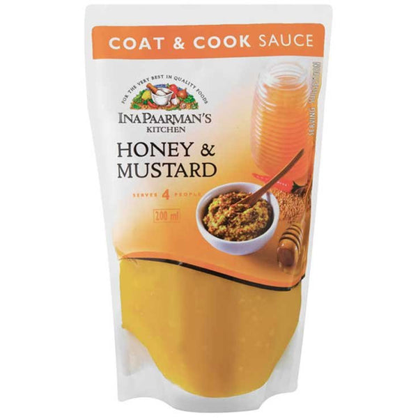 INA PAARMAN Honey Mustard Cooking Sauce 200ml