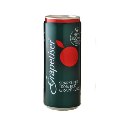 Grapetiser Red 340mL