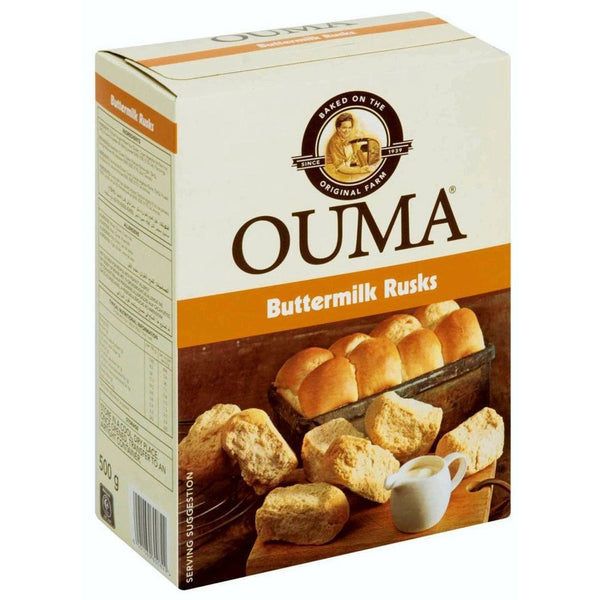 OUMA Traditional Rusks 500g