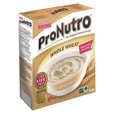 ProNutro Cereal - Wholewheat 500g