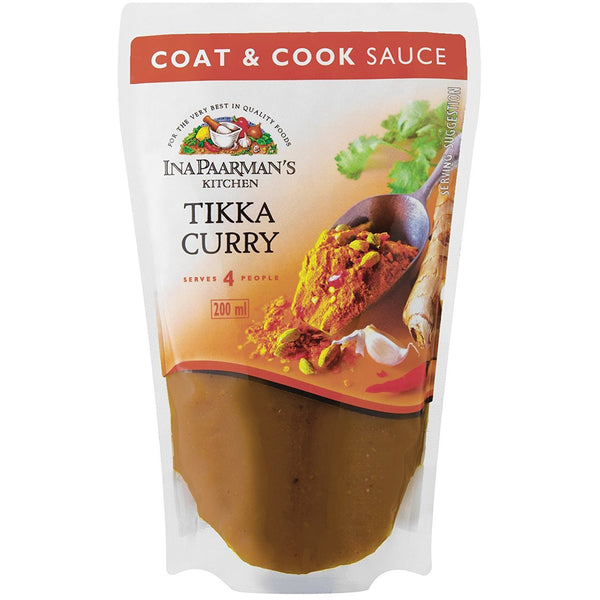 INA PAARMAN Tikka Curry Cooking Sauce 200ml