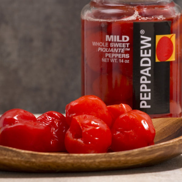 PEPPADEW Mild Piquanté Whole Peppers 400g