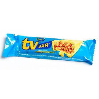 Beacon TV Bar White Chocolate 47g