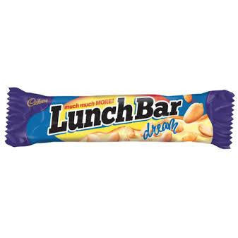 Cadbury Lunch Bar Dream (White Chocolate) 48g