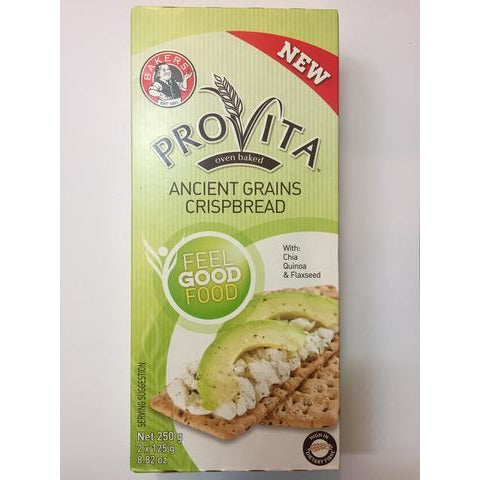 Bakers Provita Ancient Grains 250g