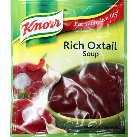 Knorr Soup - Oxtail 50g