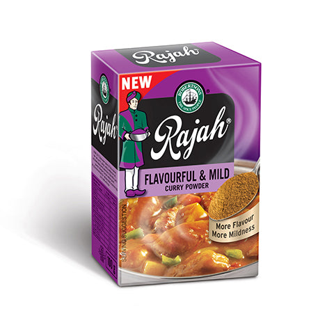 Rajah Flavourful & Mild Curry Powder 100g