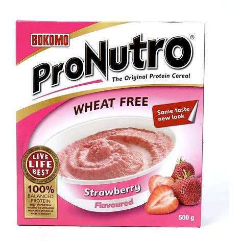 ProNutro Cereal - Strawberry 500g