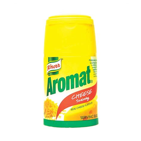 Aromat Seasoning Cannisters - Cheese 75g