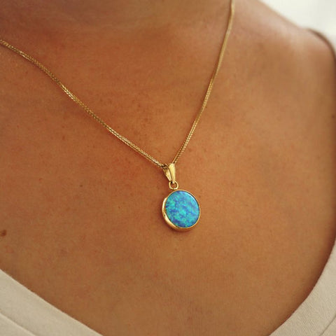 products/42278-aditagold-pendant-classic-jewelry-gold-blue-opal-12mm-1.jpg