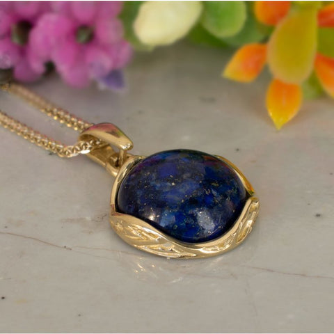 products/42304-aditagold-pendant-vintage-jewelry-yellow-gold-blue-lapis-12mm-2.jpg