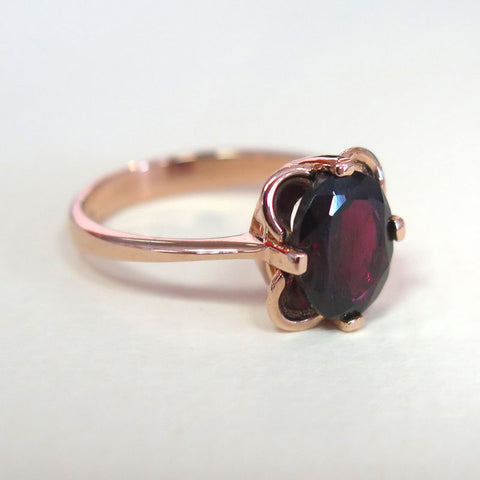 products/42396-aditagold-ring-vintage-jewelry-rose-gold-garnet-8x10mm-1.jpg