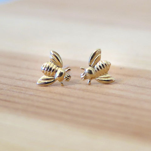 products/42475-aditagold-earrings-classic-jewelry-yellow-gold-bee-3.jpg