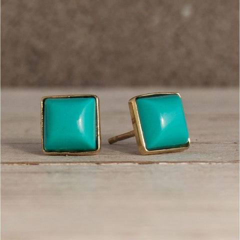 products/42803-aditagold-earrings-classic-jewelry-yellow-gold-square-turquoise-6x6-8.jpg