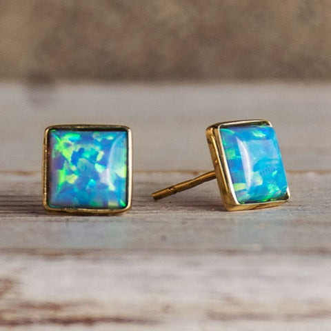 products/42804-aditagold-earrings-classic-jewelry-yellow-gold-square-blue-opal-6x6-7.jpg