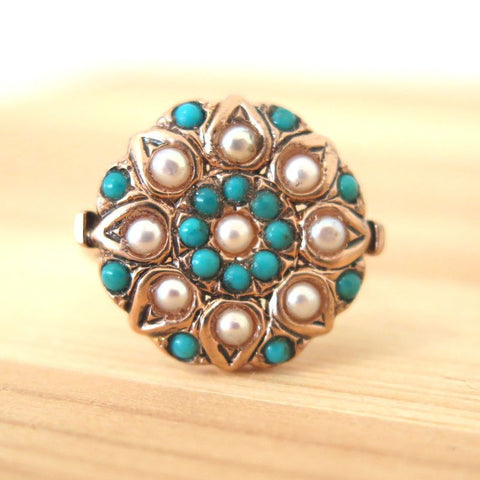 products/43127-aditagold-ring-vintage-jewelry-yellow-gold-turquoise-pearl-1.jpg