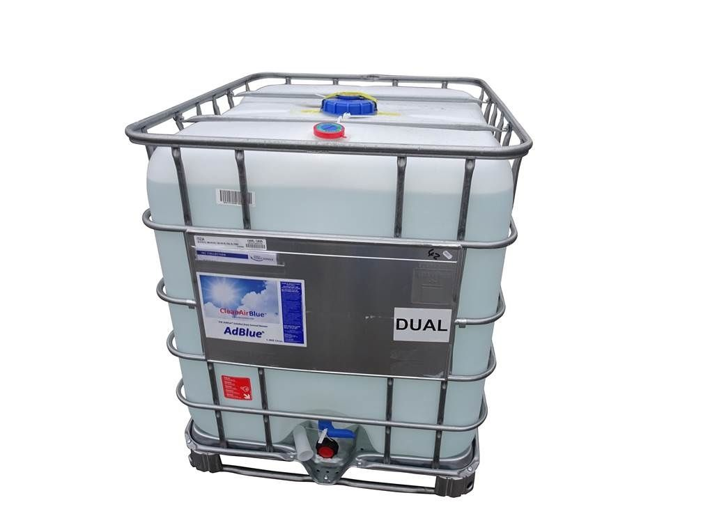 ClearAirBlue 1000 litre IBC AdBlue - Top Feed