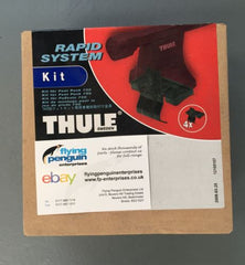 Thule 1169 Roof Bar Fitting Kit - Fiat - Flying Penguin Autoparts