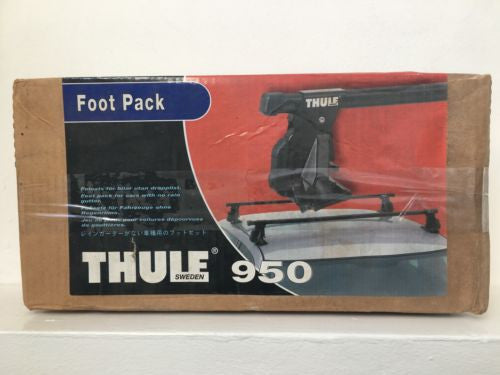 Thule 950 Roof Bar Foot Pack - Flying Penguin Autoparts
