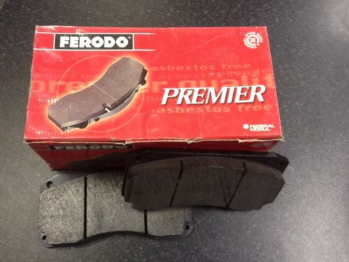 Ferrodo FCV769 Front Brake Pads - Flying Penguin Autoparts