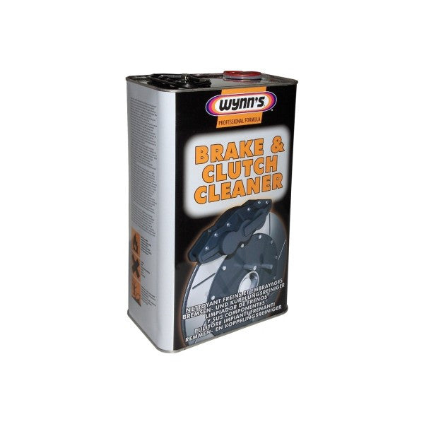 WYNNS 61496 Brake & Clutch Cleaner 5L - Flying Penguin Autoparts