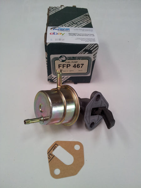 First Line Vauxhall Fuel Pump FFP467