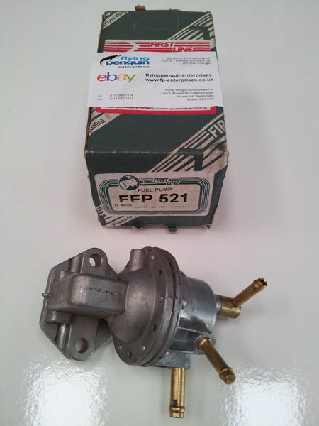 First Line Hyundai Fuel Pump FFP521