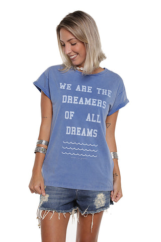 T-Shirt The Dreamers Azul