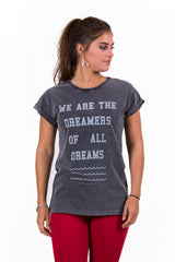 T-Shirt The Dreamers Preto
