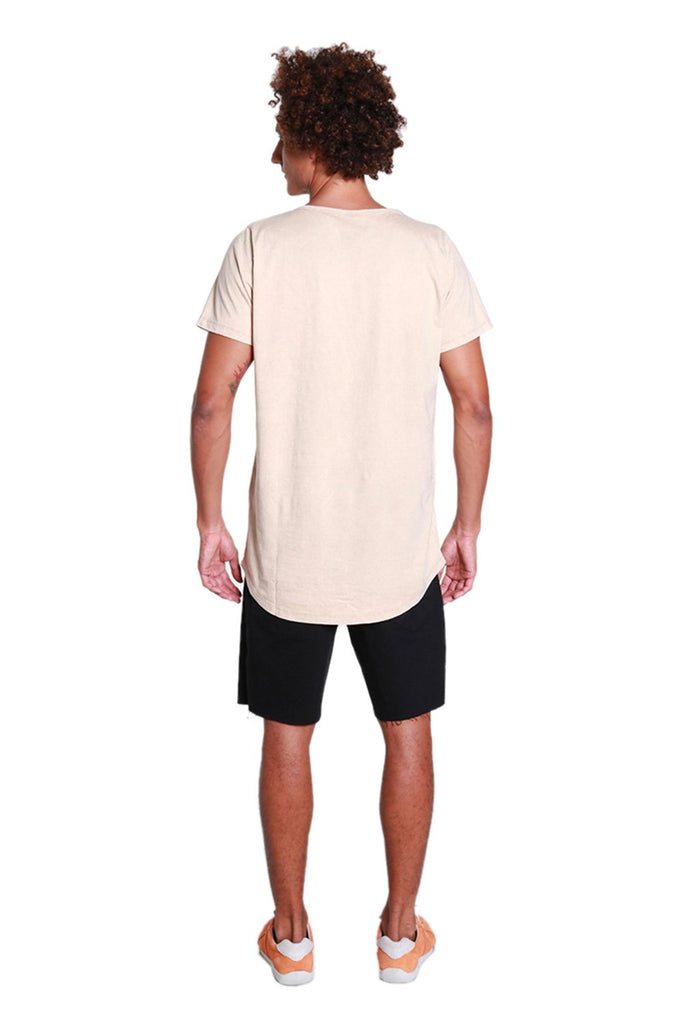 T-Shirt Mig Signature Oversized Estonada Caqui
