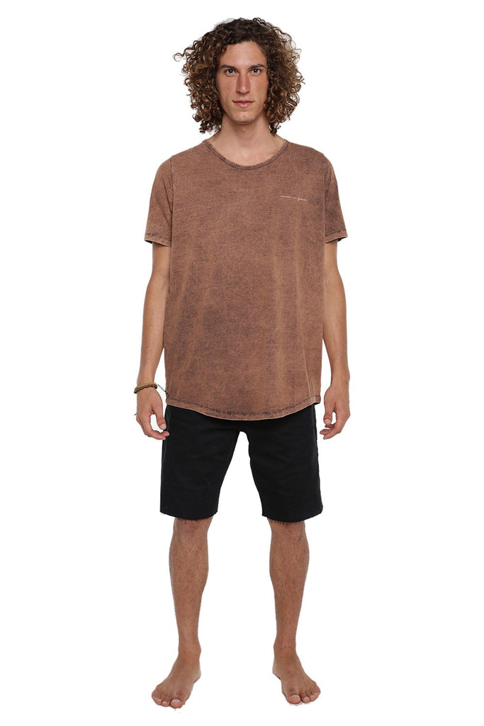 T-Shirt Oversized Big Earth Preta