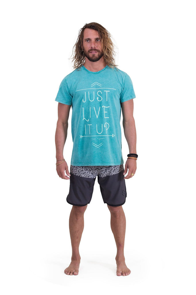 T-Shirt Just Live