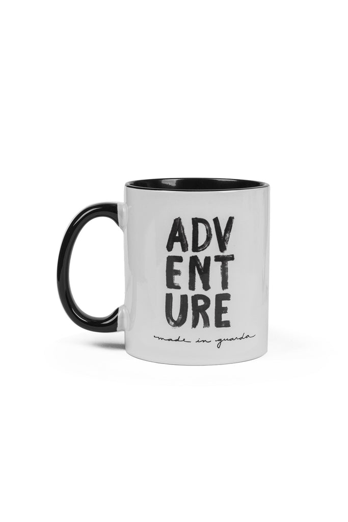Caneca Adventure de Porcelana