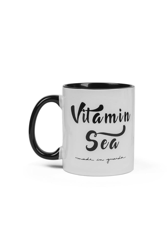 Caneca Vitamin Sea de Porcelana