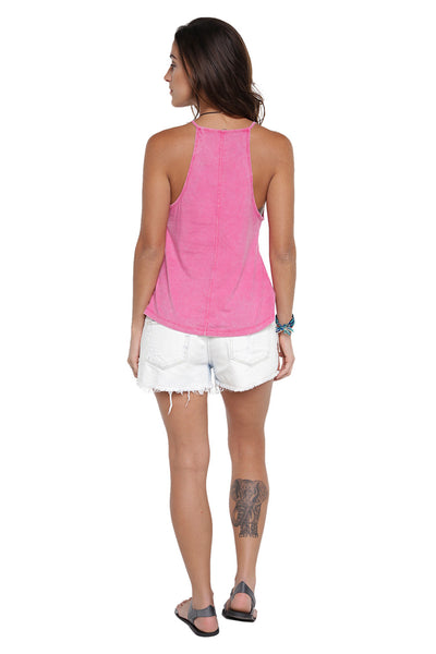 Blusa City Mermaid Rosa