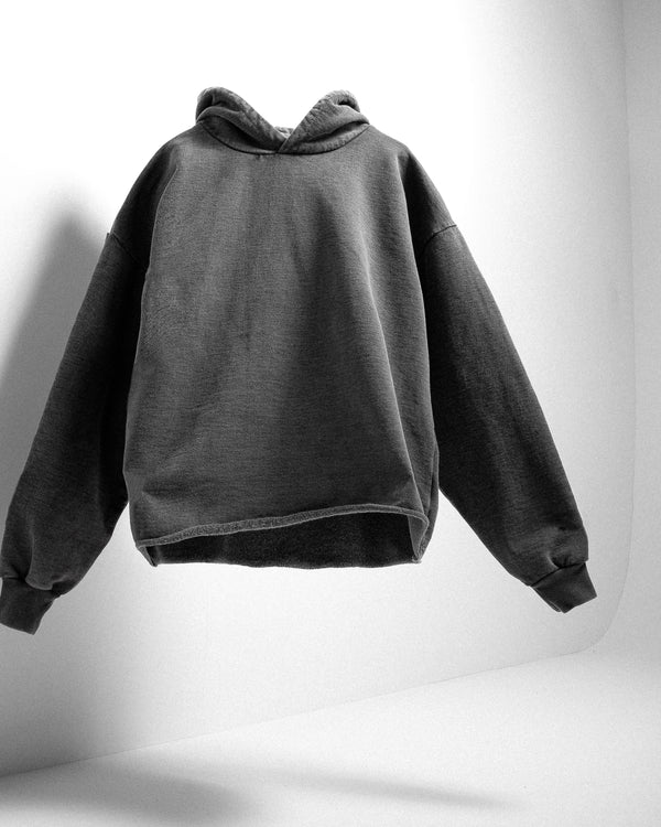 Product insight - The Raw hoodie