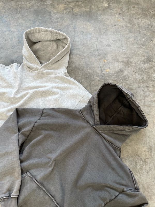 Product insight - The heavyweight hoodies