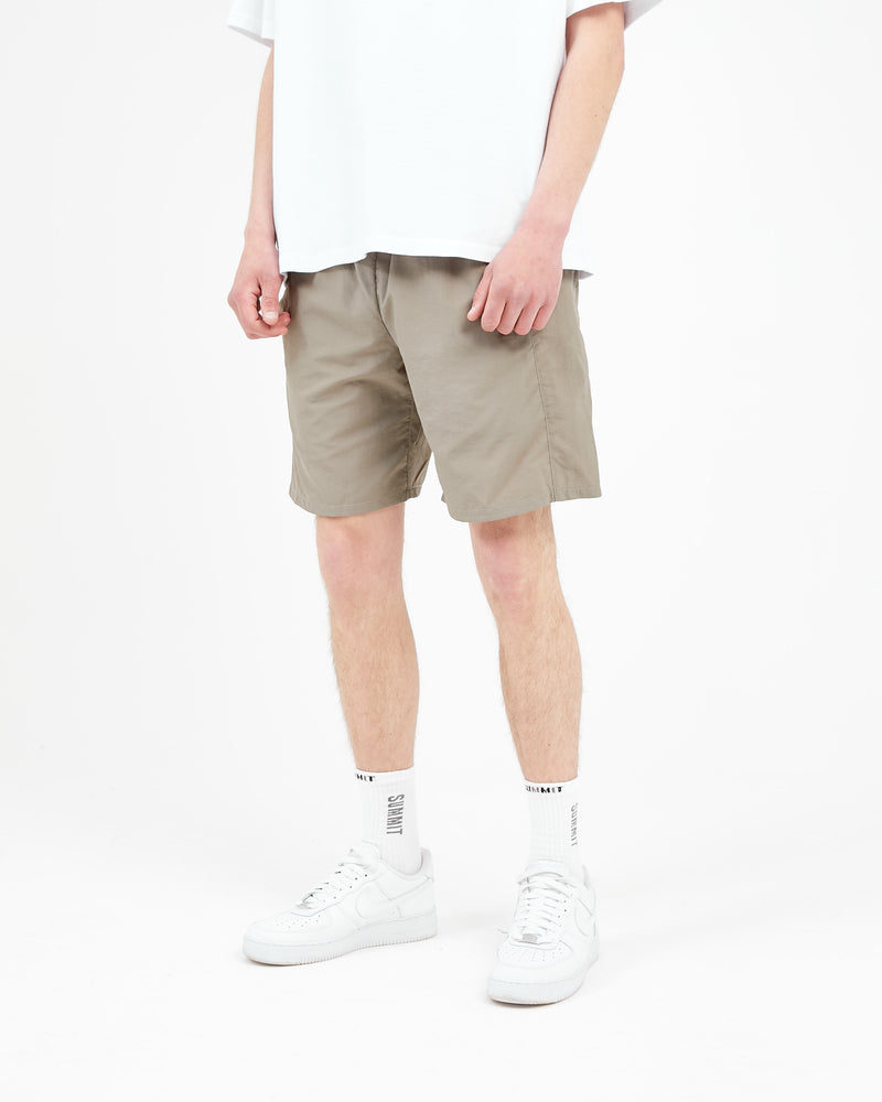 FLIGHT SHORTS - BEIGE