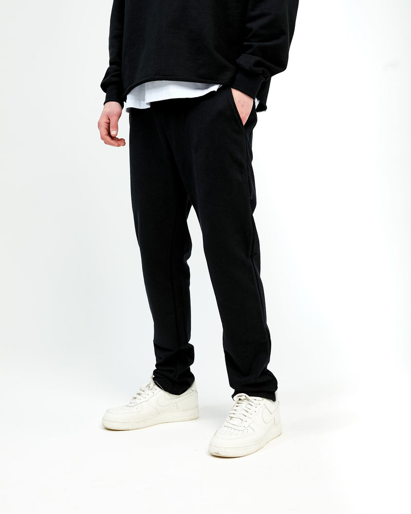 RELAX SWEATPANT - BLACK