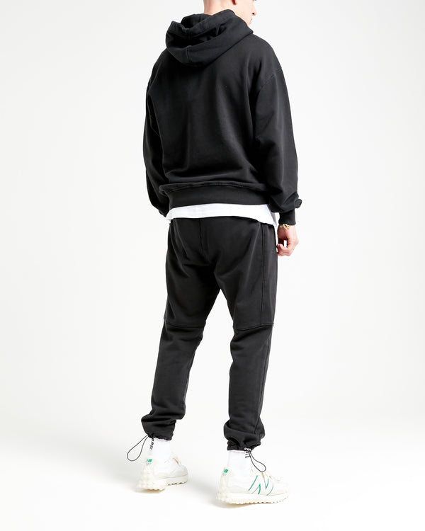 PULLER FLIGHT SWEATPANT - BLACK