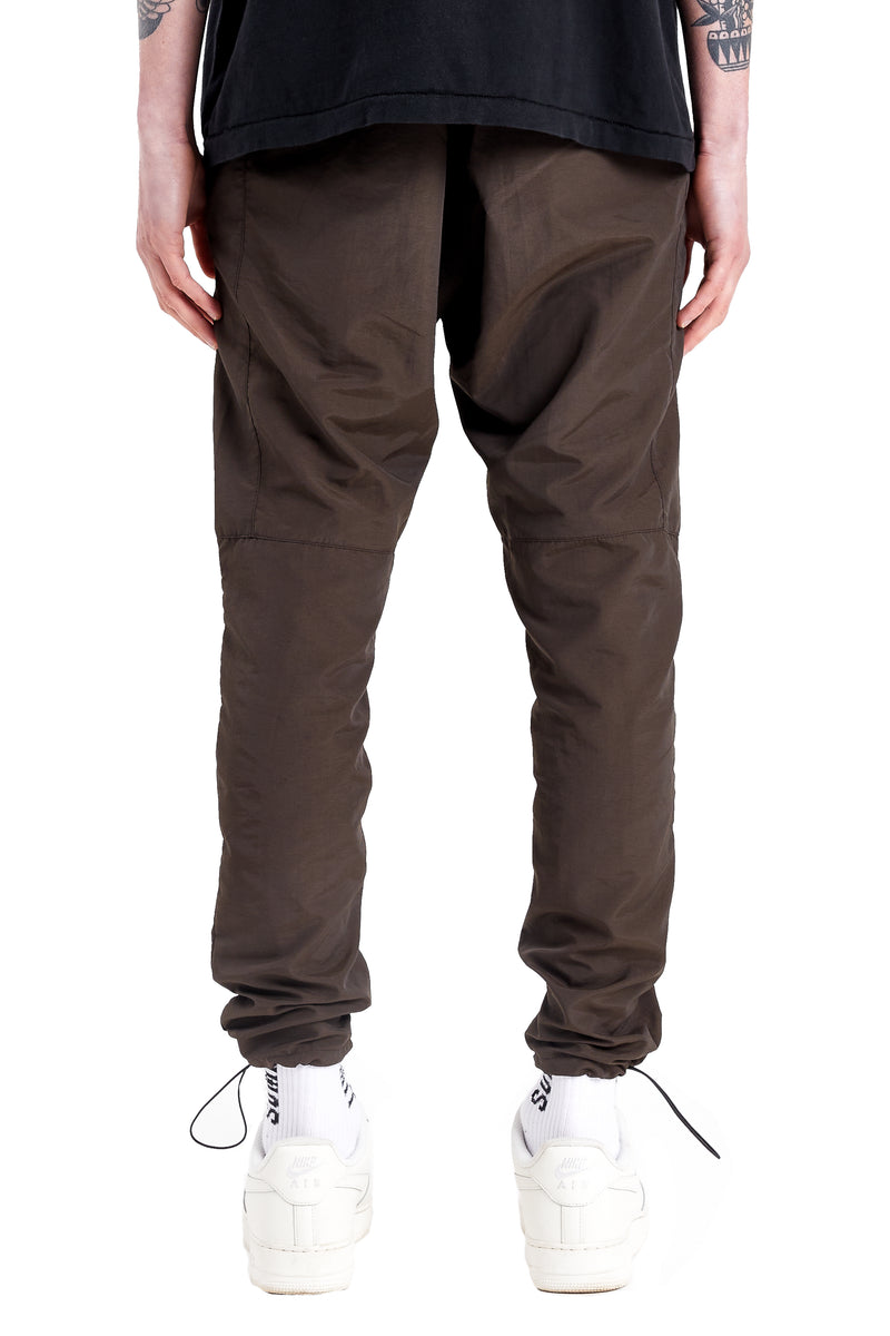 PULLER FLIGHT TRACK PANT - BROWN