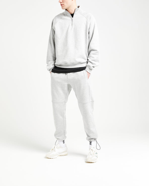 PULLER FLIGHT SWEATPANT - MARL GREY