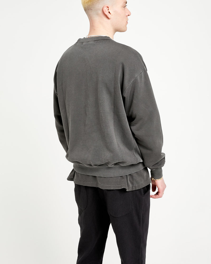 WORK SWEAT - VINTAGE GREY